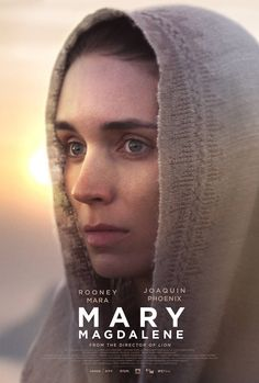 Movie Trailers - Mary Magdalene - Trailer: Rooney Mara & Joaquin Phoenix star in the moving story of a miraculous woman driven… - View Upcoming Movie Trailers, Upcoming Movies, Rooney Mara, Great Movies, New Movies, Maria Magdalena, Spiritual Figures, Spiderman, Image Film