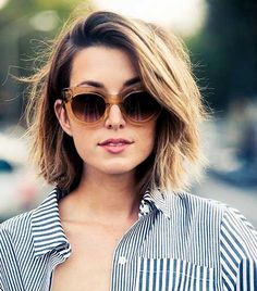 hair cuts for women fine hair 2016 all one length - Google Search More