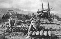 WW2 Polish Army in Italy Monte Cassino Battle