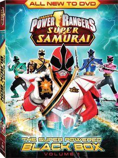 Power Rangers Super Samurai: The Secret of the Black Box. Watched July 9, 2015.