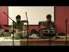 ▶ Kaviraj Singh (Santoor)  - Raga Maru (Part 1)