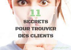 11 facons pour trouver des clients