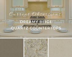 9 Best Beige Quartz Countertops Images Kitchen Ideas