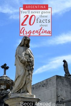 What do you know about Argentina? It is something with wine, soccer, big steaks and tango, right? Here you get 20 things nobody tells you about Argentina Email Subject Lines, Hotel Reception, Argentina Travel, South America Travel, Group Travel, Travel Quotes, Travel Inspiration, Traveling By Yourself, Travel Photography