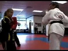 77 Year Old Tae Kwon Do Grandmother! Never too late to get in fight shape Self Defense Women, Great Power, Tap Dance, Really Hard, Taekwondo, Black Belt, Old Women, Year Old, Martial Arts