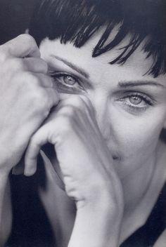 Madonna byPeter Lindbergh(Martha Graham Tribute Photoshoot - Harper's Bazaar/1994)
