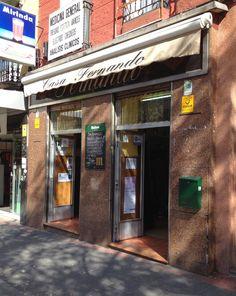 Casa Fernando - Av. de la Albufera, 31 - Madrid