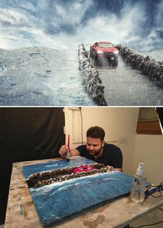 How I Create Epic Outdoor Scenes Almost Without Spending Any Money -    I am commercial still life photographer but I love creative or conceptual photoshoots. I love to do miniature photography and what I love about my ... See more at https://www.icetrend.com/how-i-create-epic-outdoor-scenes-almost-without-spending-any-money/