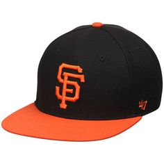 18dbc67e3 discount code for san francisco giants 47 brand cleanup adjustable ...
