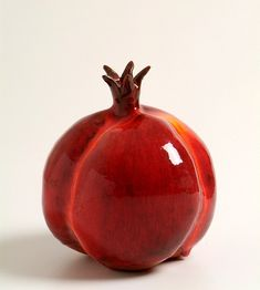 CLAY POMEGRANATE