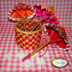 Origami Maniacs 95: Beautiful Japanese Umbrellas