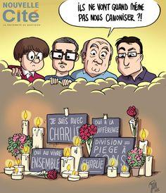 couv de @NouvelleCiteEd hommage #CharlieHebdo
