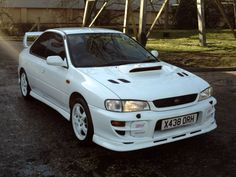 2000 Subaru Impreza 2.0 Turbo 2000; Looks just like our babie!!! Ooooo lala