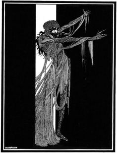 Fall of the House of Usher – Harry Clarke.