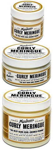 Miss Jessie's Curly Meringue. Saved my life! Without it I look like a troll doll. With it curly goddess! Just saying. $38 orderfrom here or get at Target. (In Greensboro, NC you can get it at The African American Art Store and Beauty World.)
