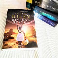 Stigla je i 4. sestra iz serijala Sedam sestara Lucinde Riley! Volite? Čitate? :)