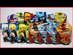 Compilation Lego Ninjago Spinjitzu All 2019 Sets Youtube En 2021