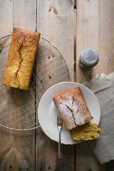 Orange, Spelt and Almond Cake / vegan — helena la petite Spelt Recipes, Almond Recipes, Sweets Cake, Cookie Desserts, Sin Gluten, Just Cakes, Loaf Cake, Almond Cakes, Sweet Bread