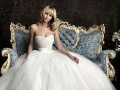 Allure Bridals 2013 Spring Collection
