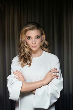 Natalie Dormer photographed at the 68th Berlin International Film Festival, 2018.