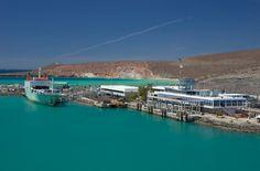 La Paz Baja California Mexico   Pichilingue Harbor, La Paz, Baja California, Mexico