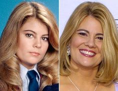 Lisa Whelchel played Blair Warner on The Facts of Life