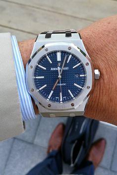 audemars piguet news Men's Watches, Sport Watches, Cool Watches, Fashion Watches, Wrist Watches, Men's Fashion, Audemars Piguet Gold, Audemars Piguet Watches, Mens Designer Watches
