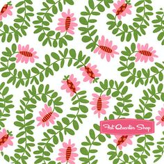 Pillow & Maxfield Christmas Lawn Meandering Vines Yardage SKU# DC4324-LAWN-D - Fat Quarter Shop