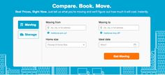 Moving apartments just got a whole lot less sucky. Search for a moving company with a Priceline-like service to ensure the best deal, pack up your stuff in green crates that save you time and tape, and start it all with a new app that has your dream apartment finding YOU and not the other way.