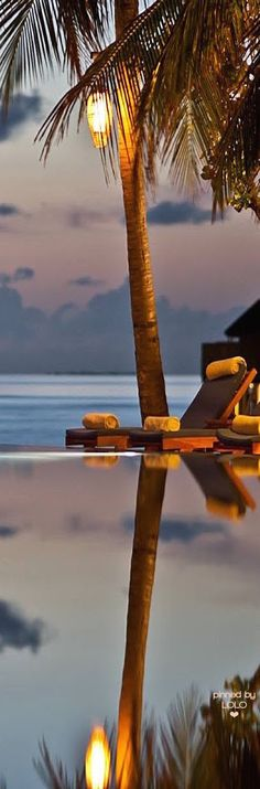 The Sun Siyam Iru Fushi, Maldives Dream Vacations, Vacation Trips, Vacation Spots, Beautiful Islands, Beautiful Places, Beach Please, Honeymoon Hotels, Tropical Paradise, Romantic Travel