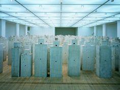 ANTONY GORMLEY, BALTIC Centre for Contemporary Art, Gateshead, UK, 2003