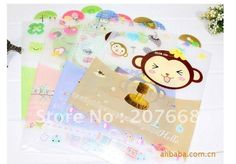 $27.68 for 20. Busy bag pouch ideas. 20pcs Korea Cartoon Colorful With Ears A4 Files Folder, A4 documents bag, promotion waterproof stationery cases, Free Shipping-in File Folder from Office & School Supplies on Aliexpress.com