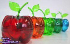Vida Verde: Como reciclar botellas de plastico