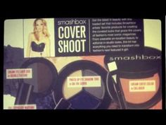 Smashbox Cover Shoot Kit   7 products and a brush!    So many ways to enter.