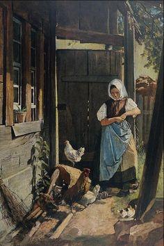 Hans Thoma (October 2, 1839 – November 7, 1924) was a German painter.