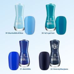 which shade of blue is your favorite?