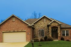 3509 Barksdale Mill Drive - Columbia MO Real Estate. Enjoy the Luxury of the movies in your very own home theater!