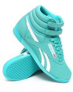Reebok - Freestyle Hi TXT Sneakers