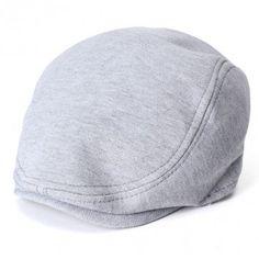 Men Women Vintage Newsboy Cabbie Gatsby Hat Men Flat Cap Cotton Golf Driving Beret Hat