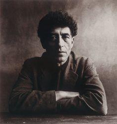 Irving Penn American, 1917–2009 Alberto Giacometti, Paris, 1950 | The Art Institute of Chicago