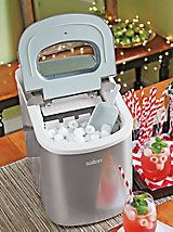 Countertop Ice Maker Ireland : Portable Ice Maker - Salton tabletop ice machine Solutions