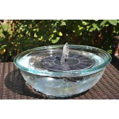 Solar Powered Easy Bird Fountain Kit   Great Addition To Your Garden |  Fountain, Solar And Gardens