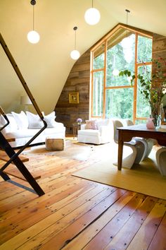 Whidbey Island barn conversion