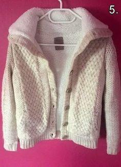 Kup mój przedmiot na #vintedpl http://www.vinted.pl/damska-odziez/swetry-z-dzianiny/17495865-sweter-z-kozuszkiem-bershka