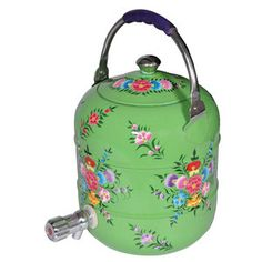 Millefiori Canteen 3L Green now featured on Fab.