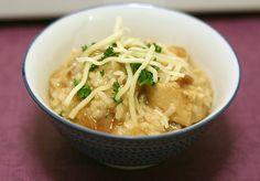in fiber side dish spinach and mushroom quinoa sauteed in garlic and ...