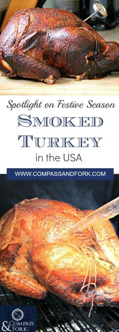 How to Smoke your Turkey for the Festive Season Smoker Cooking masterbuilt smoker cooking instructions Traeger Recipes, Grilling Recipes, Pork Recipes, Real Food Recipes, Smoker Turkey Recipes, Game Recipes, Recipies, Yummy Food, How To Cook Ribs
