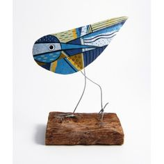 Richard Shaw (recycled metal and wood)