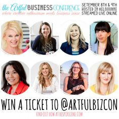 WIN a ticket to the 2014 Artful Business Conference @Artful Business Conference