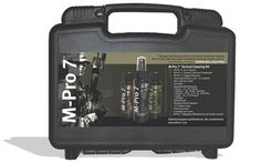This M-Pro7 Tactical AR Cleaning Kit has everything you need to clean the high powered firearms we have on our site. Don't be out in the cold when it comes to cleaning your firearms.